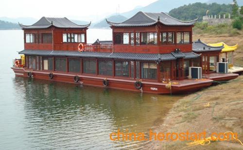 供应苏航牌画舫船/观光旅游船特供/购买18.2米画舫船