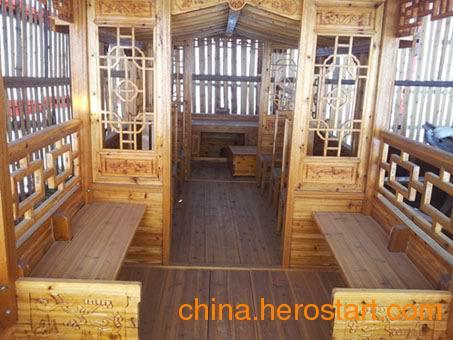 供应9米画舫船/休闲船木船/观光旅游船