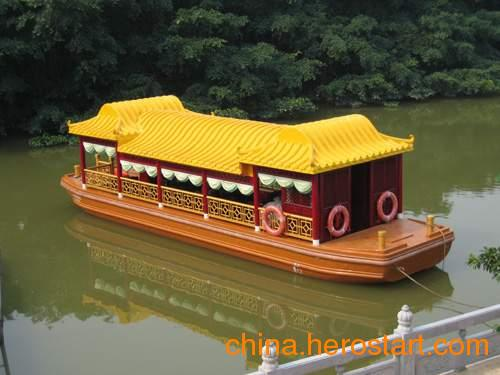 供应生产苏航牌SH-8休闲旅游船/精致贡多拉船