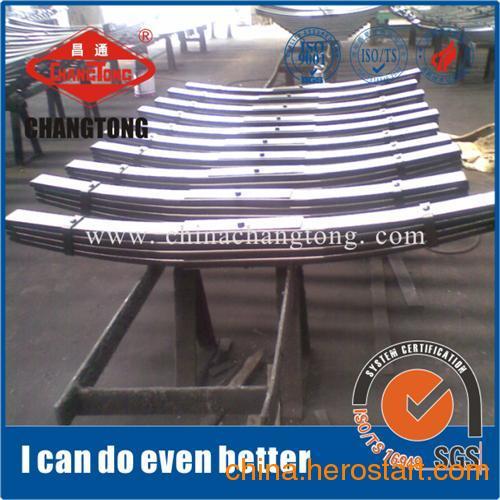 供应高品质汽车钢板弹簧,昌通科技(图),汽车钢板弹簧价格