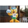 供应巴西2014世界杯纪念品吉祥物 福来哥犰狳毛绒玩具公仔