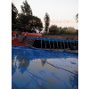 供应支架水池 儿童游泳池 水上透明滚筒