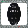 供应电子LED智能门牌门显电容式液晶触摸屏电子门牌