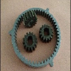 供应行业设备五金配件 粉末冶金结构件 精密五金件