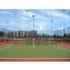 供应网球场地施工  满康专业球场施工承包