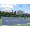 供应红土网球场地  专业球场施工公司满康体育