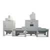 供应山东铝型材铝材喷砂机