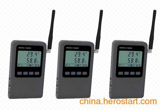 供应无尘车间专用壁挂式无线温湿度传感器厂家