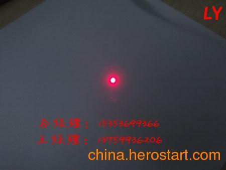 供应点状光斑指示器