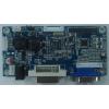供应:工业级,宽温(-30度—+70度)VGA驱动板,AV驱动板