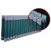 供应铜铝散热器的特点