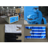 厂家专业供应平口袋背心袋双层四线制袋机 塑料制袋机