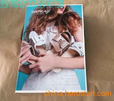 供应鞋业画册印刷 深圳鞋业画册印刷厂家