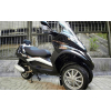 供应比亚乔MP3-300倒三轮摩托车 三轮车报价