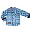 供应批发儿童品牌衬衫定制时尚韩版童装厂家直销