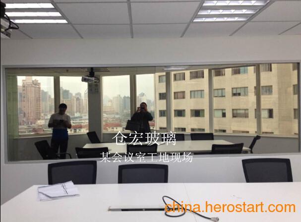 供应审讯室专用单向透视玻璃