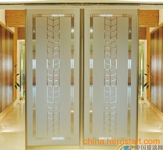 供应优质无手印玉砂钢化玻璃