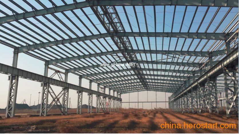 供应出售二手钢结构,钢结构厂房出售