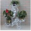 供应特价 (现货)欧式铁艺花架 阳台客厅室内花架 落地式花架 花架