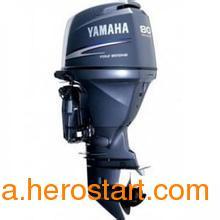 供应雅马哈船外机价格4冲程80P马力 船外机舷外机船用发动机直销