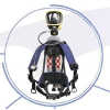 供应霍尼韦尔C850空气呼吸器,SCBA205正压式空气呼吸器