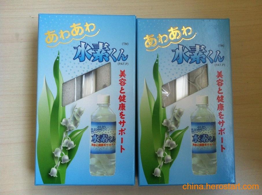 供应日本畅销原装进口水素水棒富氢水抗衰老美容护肤水降血压