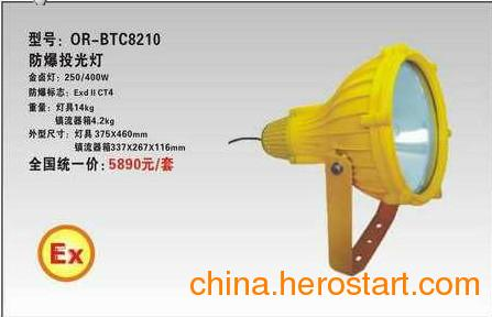 供应海洋王BTC8210防爆投光灯