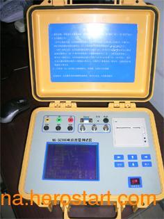 供应NS-DZ300电能质量检测仪