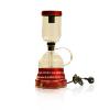 供应帝国牌电虹吸壶, 虹吸式咖啡壶红白黑色,咖啡壶,咖啡器具批发,厦门奇豆咖啡