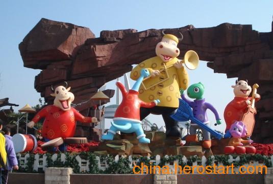 供应北京儿童乐园雕塑
