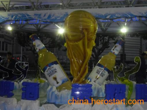 供应仿真饮料瓶啤酒瓶雕塑