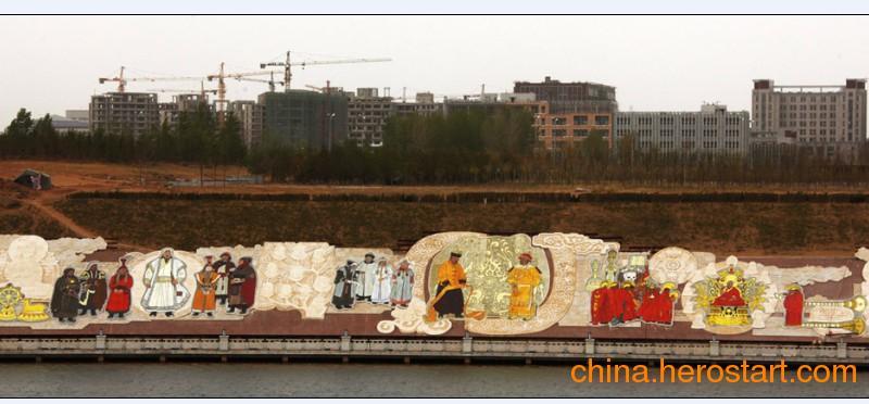 供应北京专业彩绘浮雕