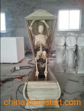 供应南瓜节 僵尸雕塑 专业僵尸设计制作