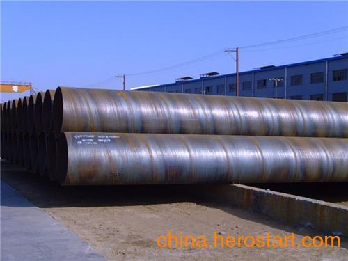 供应西安钢结构广告牌螺旋钢管_西安529*8螺旋管_延安螺旋管