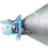 供应便携环保型风电塔杆抛丸机厂家