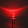 供应进口芯片四元素半导体超高亮发光二极管(LED)交通信号光源