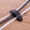 供应加工定做生产批发-手机电脑绕线器固线器线夹促销礼品等