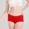 供应无缝内裤 女 竹纤维大码高腰收腹提臀胖MM无痕产后塑身暖宫