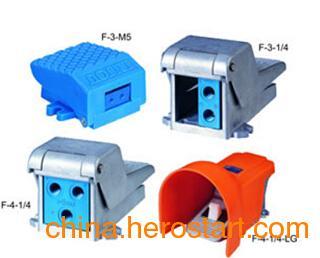 供应台湾POSU脚踏阀F-4-1/4 F-4-1/4-L F-4-1/4-G F-4-1/4-LG