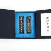 供应【西泠印社】曹素功定制邓石如油烟墨收藏纪念墨礼品墨礼品
