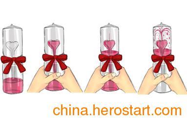 供应情人节专用礼品---爱情温度计 一心一意款 产品编号LO-3