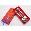 供应新脸谱餐具 不锈钢餐具 京剧文化礼品 宣传礼品餐具套装