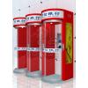 供应ATM自动取款机防护罩 银亭防护罩 自助银亭防护罩--青岛红福麟