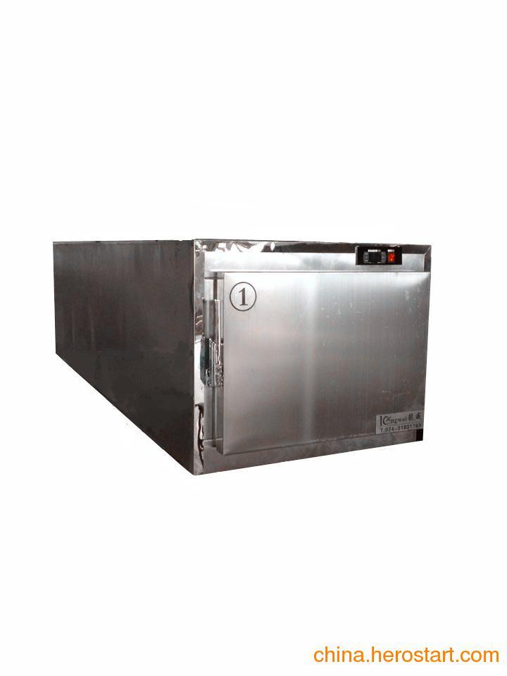 供应单具尸体冷藏冷冻箱