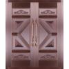 供应不锈钢铜艺门的经典的造型