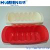 供应吐司方枕包长方形模 微波炉专用硅胶蛋糕模 液体硅胶奶嘴