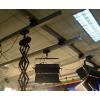 供应演播室工字铝轨道 三基色柔光灯 60*80工字轨 恒力铰链