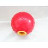 供应宠物狗狗食品怪叫球 漏食球 中大型犬玩具