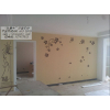 供应沙画壁材PK硅藻泥