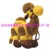 供应定做加工毛绒玩具骆驼公仔,深圳毛绒玩具厂定做